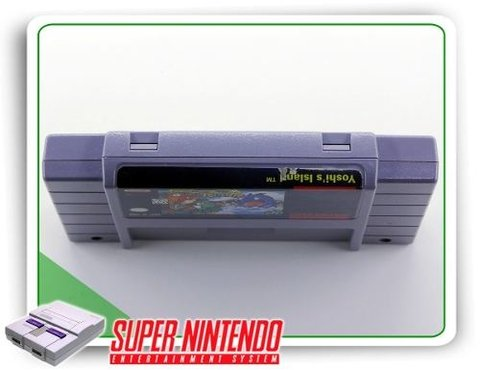 Super Mario World 2 Yoshis Island Origi. Super Nintendo Snes na internet