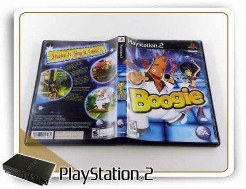 Boogie Original Playstation 2 PS2 - comprar online