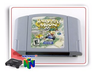 Harvest Moon Original Nintendo 64 N64