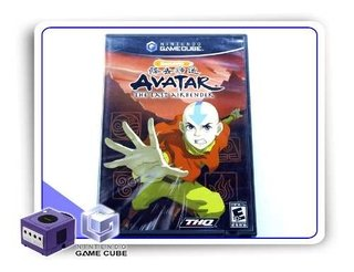 Avatar The Last Airbender Original Nintendo Gamecube
