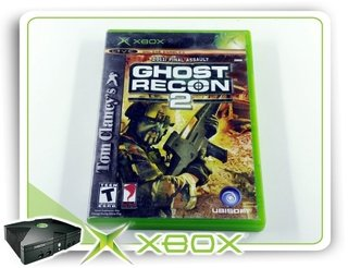 Tom Clancys Ghost Recon 2  Original Xbox Clássico Ntsc