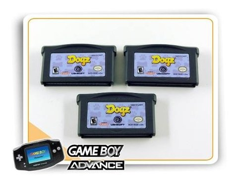 Dogz Original Game Boy Advance Gba - comprar online