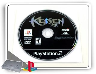 Kessen Original Playstation 2 Ps2