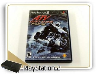 Atv Offroad Fury Original Playstation 2 Not For Resale PS2