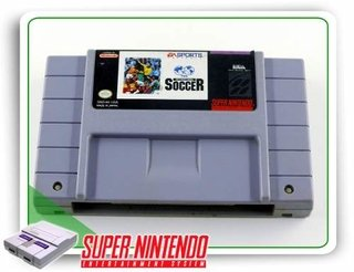 Fifa International Soccer Super Nintendo Snes Original