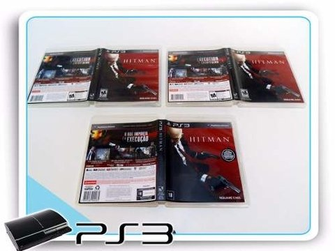 Hitman Absolution Original Playstation 3 PS3 - comprar online