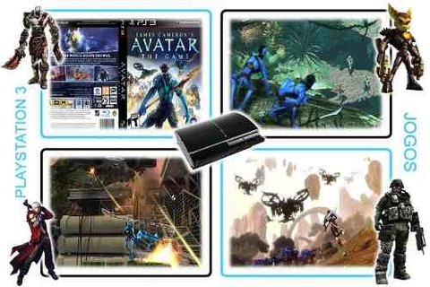 James Camerons Avatar Original Playstation 3 PS3 - Radugui Store