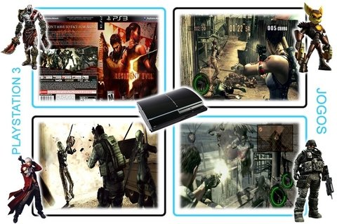 Resident Evil 5 Playstation 3 Ps3 Original - Radugui Store