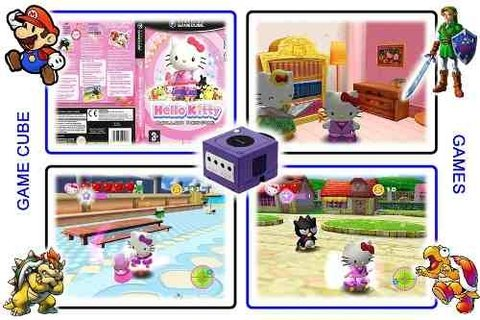 Hello Kitty Roller Rescue Original Gamecube - Radugui Store