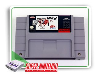 Nhl 96 Original Super Nintendo Snes