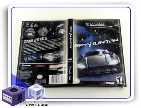 Spy Hunter Original Nintendo Gamecube na internet