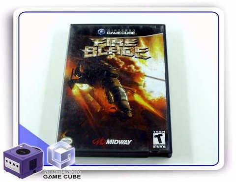Fire Blade Original Gamecube