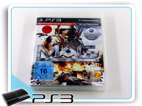 Mag Original Playstation 3 PS3