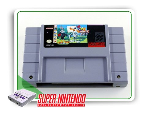 Acme Animation Factory Original Super Nintendo Snes