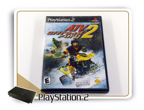Atv Offroad Fury 2 Original Playstation 2 PS2