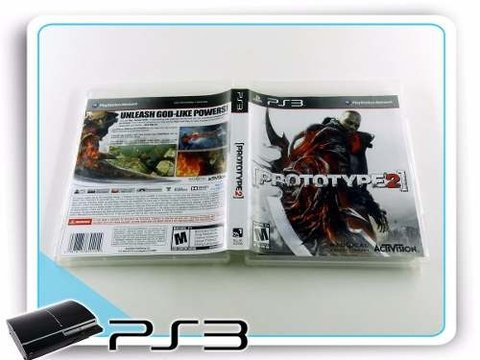 Prototype 2 Original Playstation 3 PS3 na internet