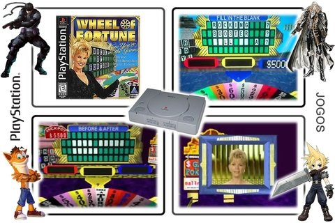 Wheel Of Fortune Original Playstation 1 Ps1 - Radugui Store
