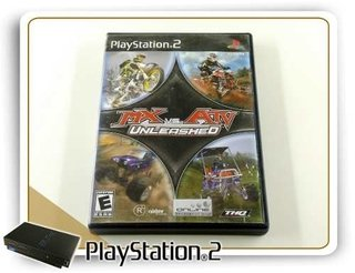 Mx Vs Atv Unleashed Original Playstation 2 Ps2