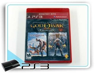 God Of War Collection Original Playstation 3 Ps3