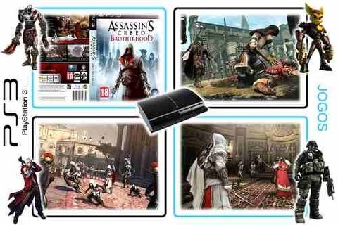 Assassins Creed Brotherhood Original Playstation 3 PS3 - Radugui Store