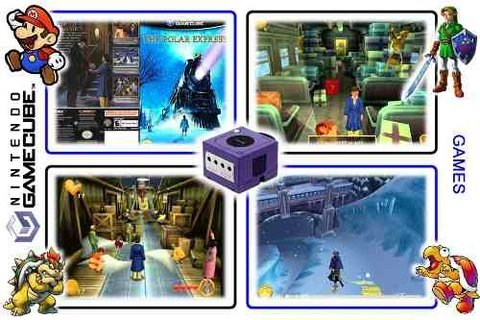 The Polar Express Original Gamecube - Radugui Store