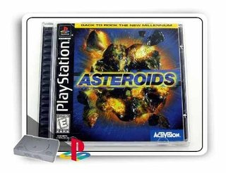 Asteroids Original Playstation 1 Ps1