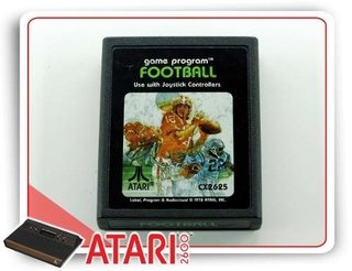 Football Cartucho Original Atari