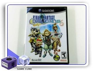 Final Fantasy Crystal Chronicles Original Nintendo Gamecube