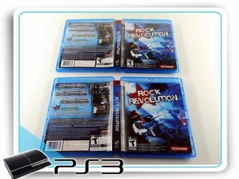 Rock Revolution Original Playstation 3 PS3 - comprar online
