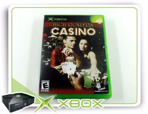 High Rollers Casino Original Xbox Clássico