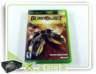 Blood Wake Original Xbox Clássico