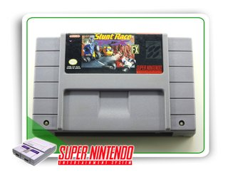 Stunt Race Fx Original Snes Super Nintendo
