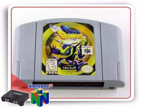 Buck Bumble Nintendo 64 Original N64
