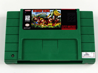 Donkey Kong Country Collection - 1, 2, 3 + Chefes Snes Salva