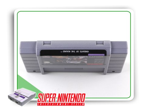 Knights Of The Round Super Nintendo Snes - Novo - comprar online