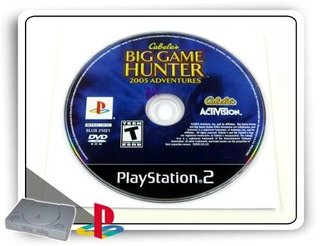 Cabelas Big Game Hunter 2005 Adventures Orig. Playstation 2