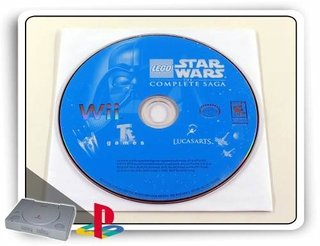 Lego Star Wars The Complete Saga Original Wii Nintendo