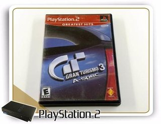 Gran Turismo 3 A-spec Playstation 2 Original Ps2