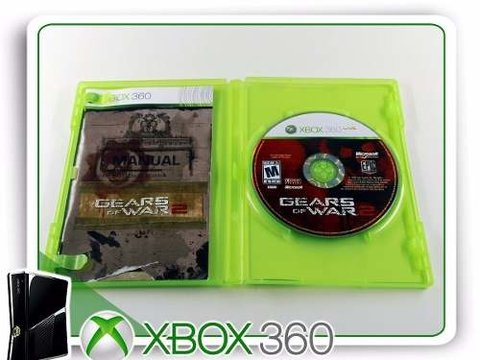 Gears Of War 2 Original Xbox 360 na internet