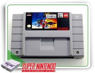 Super Star Wars Empire Strikes Back Original Super Nintendo