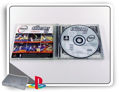 Ncaa Final Four 99 Original Playstation 1 Ps1 na internet