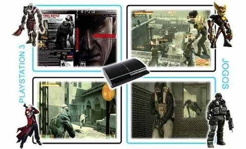 Metal Gear Solid 4 Original Playstation 3 PS3 - Radugui Store