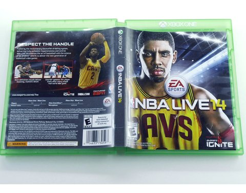 Nba Live 14 Original Xbox One - Mídia Física na internet