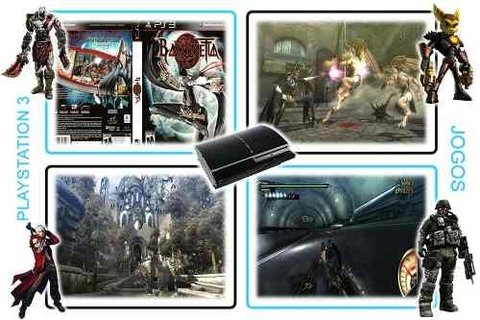 Bayonetta Original Playstation 3 PS3 - Radugui Store