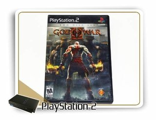 God Of War 2 Original Playstation 2 Ps2