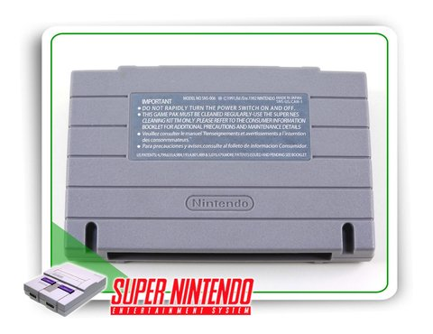 Marvel Super Heroes War Of The Gems Super Nintendo - Novo na internet