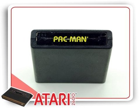 Pac-man Atari Original na internet