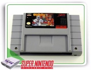 Clayfighter Original Snes Super Nintendo