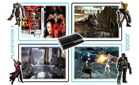 Soul Calibur 4 Original Playstation 3 PS3 - Radugui Store
