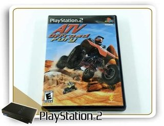 Atv Offroad Fury Original Playstation 2 PS2